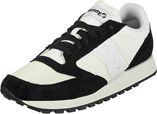Saucony Jazz Original Vintage Shoes Black Yellow outlet deals wholesale price sale online QkNcs2kYz
