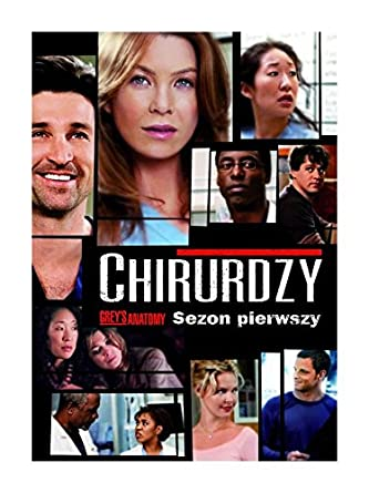 Grey\'s Anatomy Season 1 Region 2 English audio. English subtitles ...