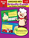 Activity Cards for Early Finishers, The Mailbox Books Staff, 1562348876