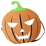 NXDA Pumpkin Mask Horror Novelty for Halloween Costume Party Decorations