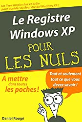 Le registre Widows XP