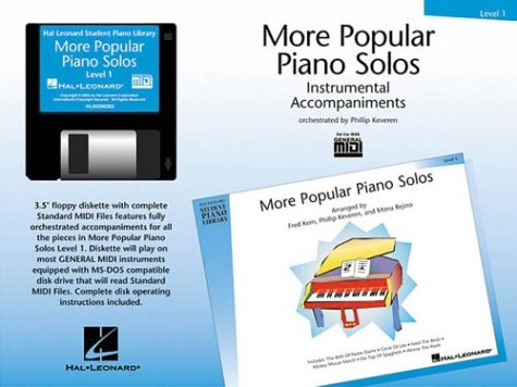 Download More Popular Piano Solos - Level 1 - GM Disk pdf