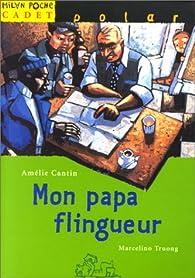 Mon papa flingueur par Amélie Sarn
