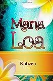 Book Cover for Mana Loa: Notizbuch (German Edition)