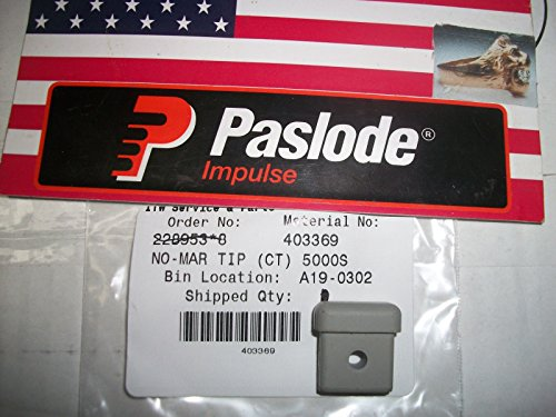 Cordless Framer - NEW PASLODE Part # 403369 - Replacement Tip (rubber) for Cordless Framer