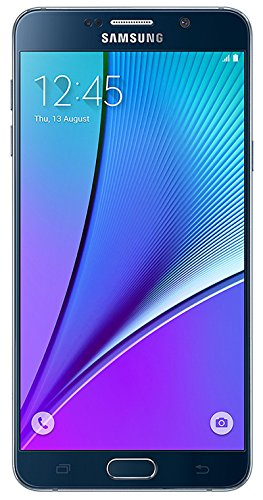 Samsung Galaxy Note 5 Verizon Wireless CDMA No-Contract 4G LTE Smartphone with Stylus Pen - Black Sapphire