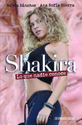 Shakira (Spanish Edition) by Debolsillo