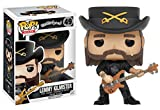 Motorhead Hand Picked Collectible: 2016 Funko Lemmy Kilmister Pop! Rocks Figure