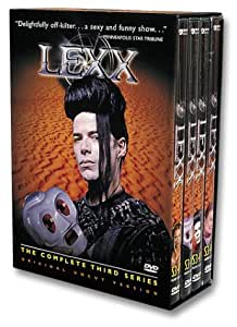 Lexx - The Complete Third Series