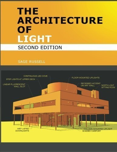 The Architecture Of Light (2nd Edition): A textbook of procedures and practices for the Architect, Interior Designer and Lighting Designer. by Russell, Sage unknown Edition [Paperback(2012)]