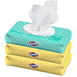 Clorox Disinfecting Bleach Free Cleaning Wipes, 75 Count (Pack of 3)