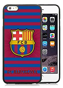 Barcelona 6 Black Cool Photo Custom iPhone 6plus 5.5 Inch TPU Phone Case