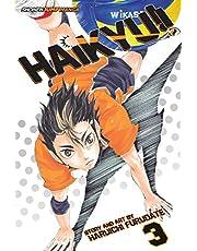 Haikyu!!, Vol. 3 (Volume 3)