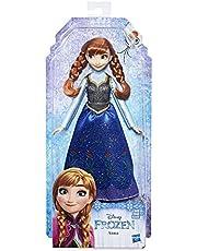 Hasbro Disney E0316ES2 - die Eiskönigin Anna Puppe