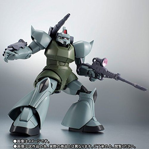 ROBOT魂 〈SIDE MS〉 MS-14A 量産型ゲルググ&C型装備 ver. A.N.I.M.E. 『機動戦士ガンダム』(魂ウェブ商店限定)   B077Q45CTJ