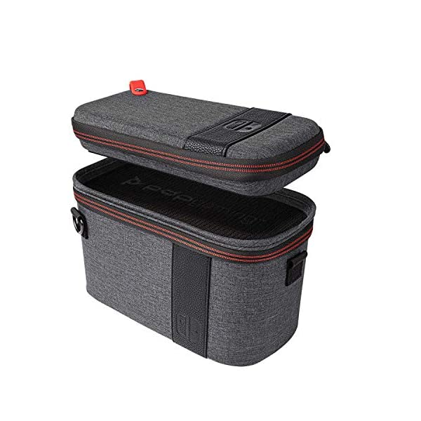 PDP Nintendo Switch Pull-N-Go Case, Elite Edition, 500-141 - Nintendo Switch 9