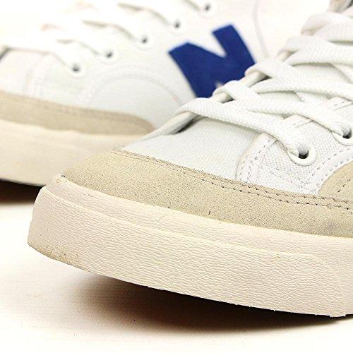 New Balance , Chaussures de skateboard pour homme WHITE ROYAL ORANGE