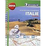 Atlas routier & touristique Italie 2014 - Spiralé - 1:200 000