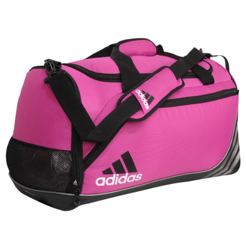 Cheap adidas Team Speed Small Duffel, Intense Pink