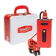 Weego N44 N44 Orange Jump Starter (41 Watt)