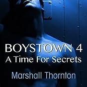 Boystown 4: A Time for Secrets (A Nick Nowak Novel) | Marshall Thornton