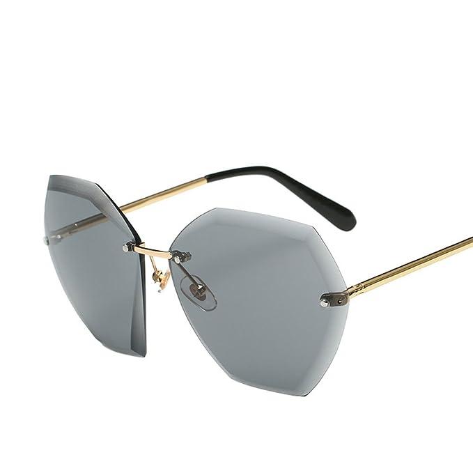 neue Sonnenbrillen Herren Damen Designer Klassisch retro vintage Quadrat groß EAdNr