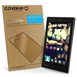 Cover-Up UltraView Kobo Arc 7 HD Tablet Crystal Clear Invisible Screen Protector