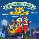 We Wish You a Hairy Christmas