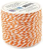We R Memory Keepers Sew Easy Baker's Twine Spool for Scrapbooking, Orange