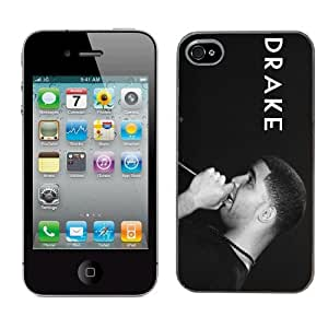 Drake iphone 4 & 4s cover hard protective case 5 for apple i phone by ruishername