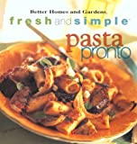 Pasta Pronto!, Better Homes and Gardens, 0696207842