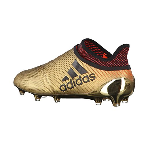 Adidas Mannen X 17+ Fg Voetbalschoenen Goud (tagome / Cblack / Solred)