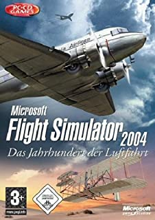 flugsimulator 2004 flugzeuge