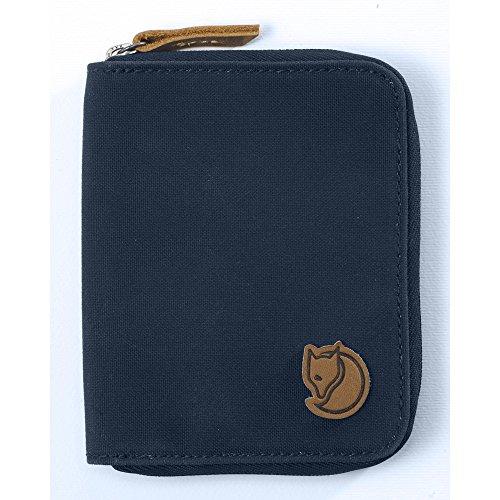 - Fjallraven Zip Wallet, Navy