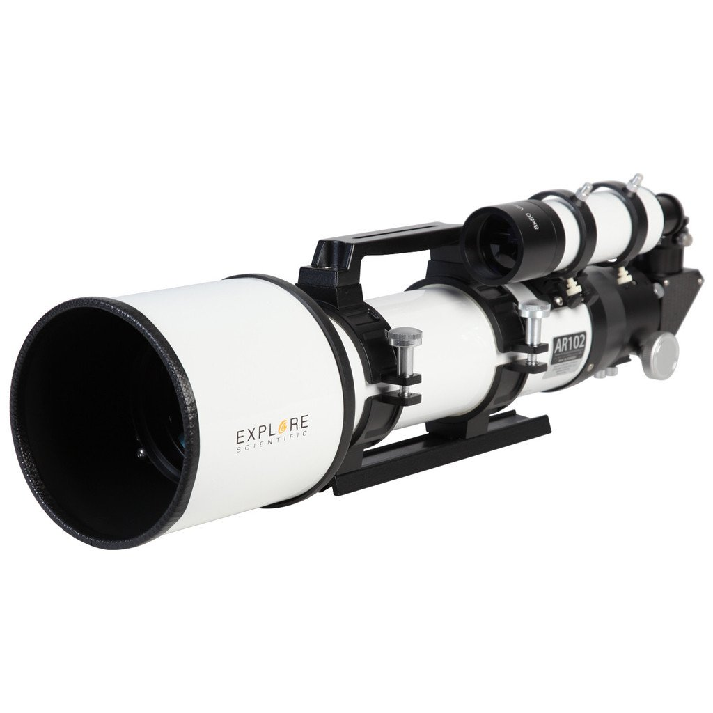102mm Aluminum Tube Achromatic Refractor by Explore Scientific