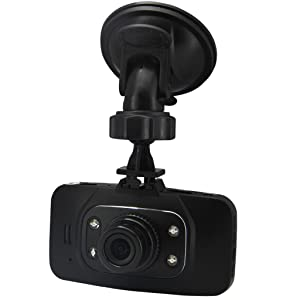 Car DVR Vehicle Camera Video Recorder Dash Cam G-sensor HDMI GS8000L