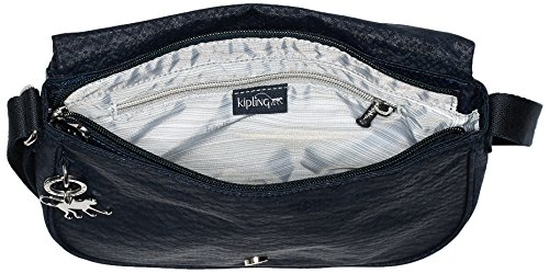 bandoulière Kipling Earthbeat Basket Shimmer Sacs Noir S n6Sq6xr