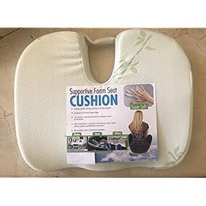 Supportive Foam Seat Cushion