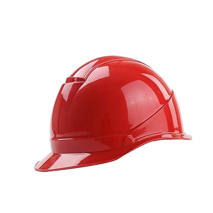 Cascos de ingeniería Edificio de construcción Sombrero Casco de la Cabeza Obras del Sitio Casquillo de