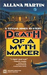 Death Of A Myth Maker (Worldwide Library Mysteries)