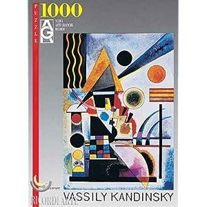 Editions Ricordi 2801n09673g Gold Kandinsky Roethel T Ii N 734 1925 P690 Puzzle Da 1000 Pezzi