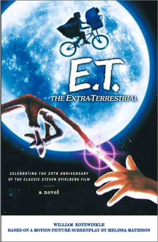 E.T. the Extraterrestrial Storybook by William Kotzwinkle