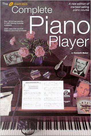 The Complete Piano Player Omnibus Edition Pdf
