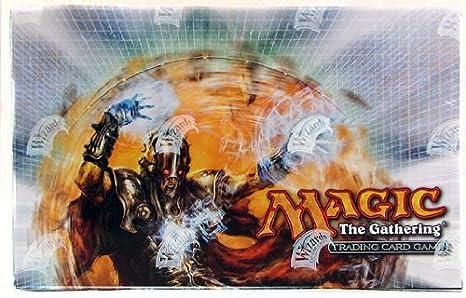 Magic The Gathering: futuro vista Booster caja (36 cartas): Amazon ...