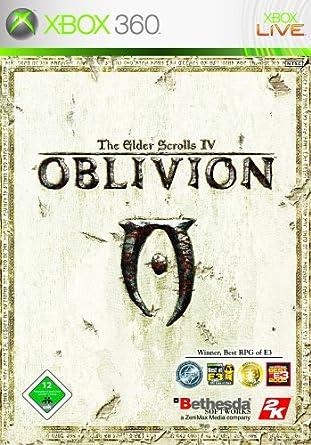 The Elder Scrolls Iv Oblivion Xbox 360 Amazonde Games