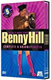 Benny Hill Complete and Unadulterated - The Hill's Angels Years, Set Five (1982-1985)