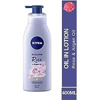 Nivea Rose and Argan Oil, 400ml