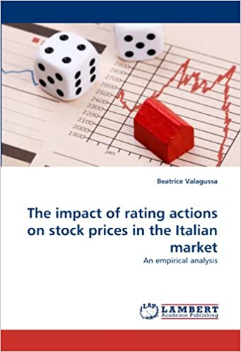 Book The impact of rating actions on stock prices in the Italian market: An empirical analysis