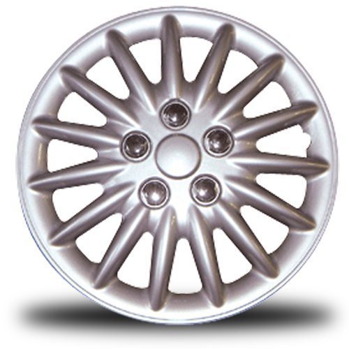 18817P-D RTX, ABS hubcaps, Silver, 17'', set of four, metal clips 18817P-D price tips cheap