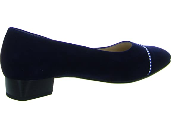 Peter Kaiser Damen Pumps Nuria 23521 882 blau 197073: Amazon